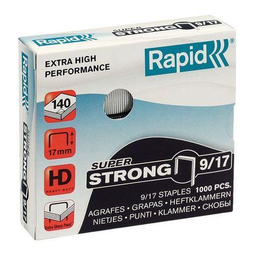 Zszywki super strong 9/17 (1000 szt.) marki Rapid