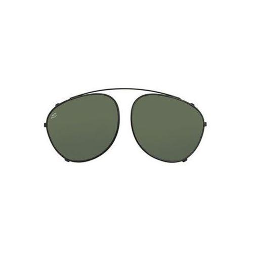 Okulary słoneczne palmiro clip-on only polarized 8056 marki Serengeti
