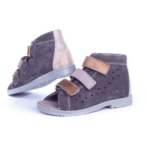 Buty kapcie ortopedyczne dla dziewczyn kolor 138 marki Dawid