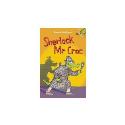 Sherlock Mr Croc, oprawa miękka