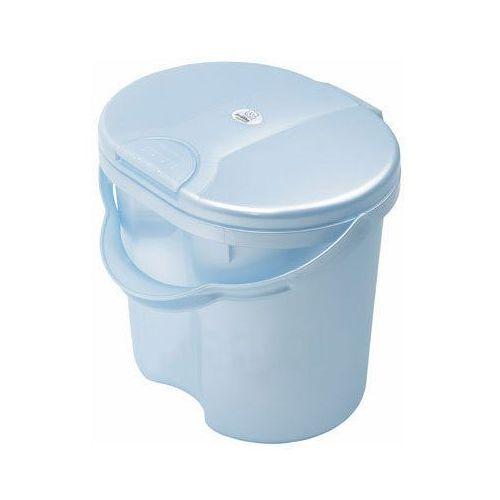 ROTHO Wiaderko na zużyte pieluszki TOP kolor jasnoniebieski (4012336479043)