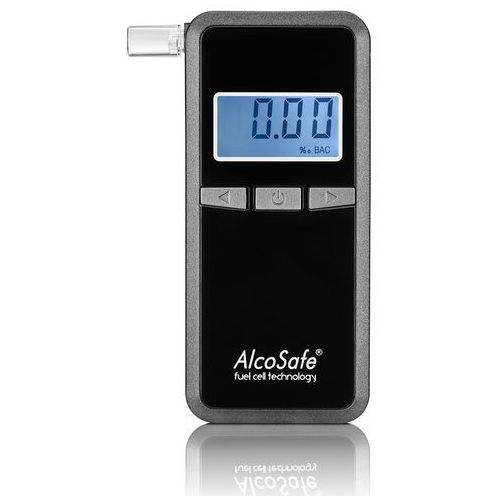 Hi-tech medical Alkomat alcosafe® f8 black