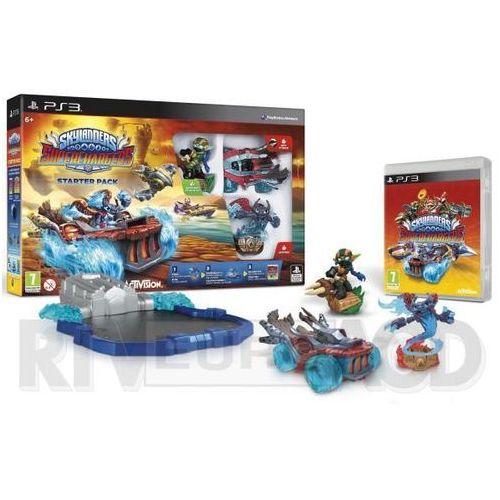 Skylanders Starter Pack (PS3). Najniższe ceny, najlepsze promocje w sklepach, opinie.
