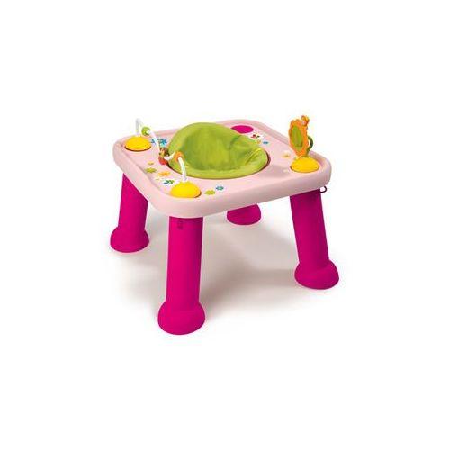 stolik obrotowy cotoons różowy marki Smoby
