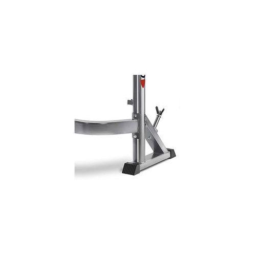 Ławka do ćwiczeń ze stojakami Optima Press (G330) BH Fitness (8431284579067)