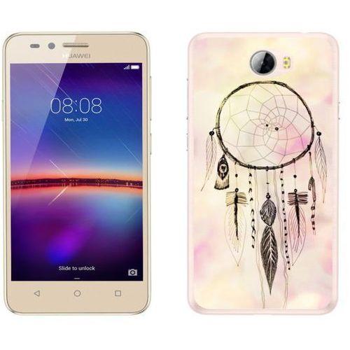 Huawei Y5 II - etui na telefon - Kolekcja boho - łapacz snów 31 - J118