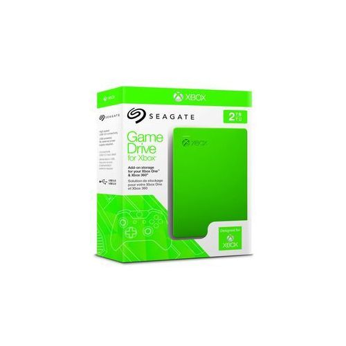 Seagate Game Drive 2TB dla Xbox STEA2000403 (7636490071911)