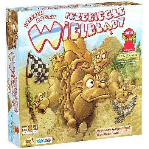 Gra Przebiegłe Wielbłądy (5907377123507)
