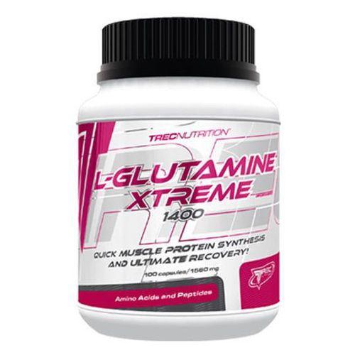Trec L-Glutamine Extreme - 100 kaps