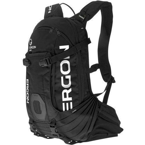 Ergon ba2 plecak 10l czarny 2018 plecaki rowerowe