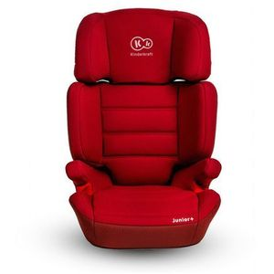 Kinderkraft Fotelik samochodowy junior 15-36 kg czerwony -  (5902021215881)