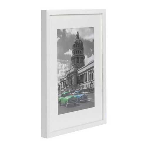Ramka na zdjęcia Simple 30 x 40 cm biała, FC30401630M008