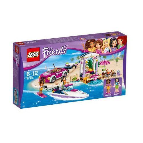 Lego FRIENDS Transporter motorówek andrei andrea's speedboat transporter 41316. Najniższe ceny, najlepsze promocje w sklepach, opinie.
