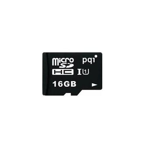 Karta pamięci microsdhc 16gb + sd adapter marki Pqi