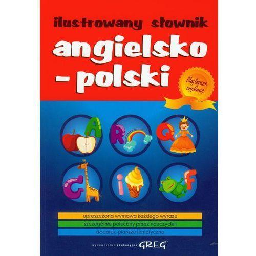 Ilustrowany słownik angielsko-polski (192 str.)