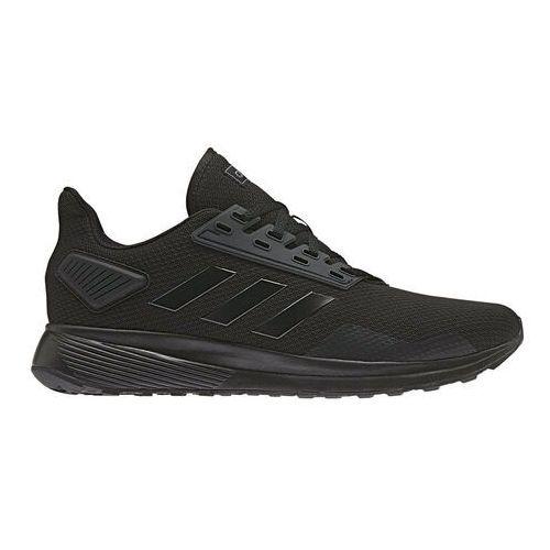 Adidas buty męskie Duramo 9/Cblack/Cblack/Cblack 44,0, kolor czarny