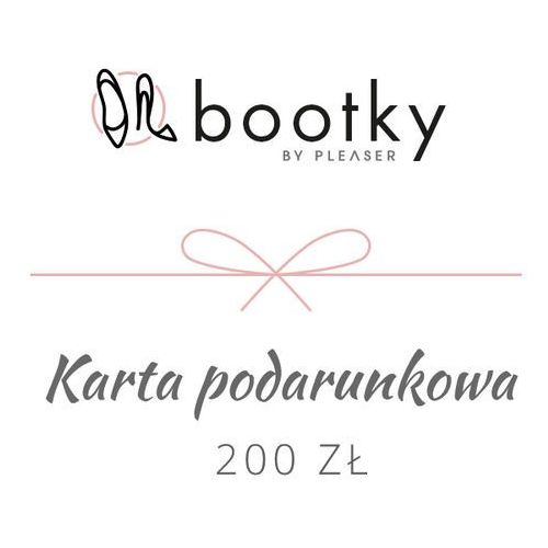 Karta podarunkowa 200 zł marki Pin up