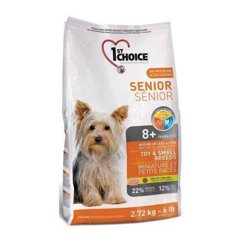 1st choice senior sensitive skin coat