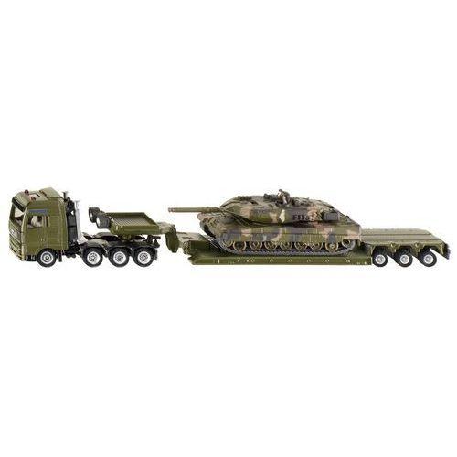 Siku  ciężarówka z czołgiem (4006874018727)