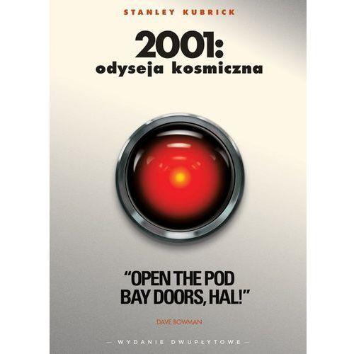 2001: odyseja kosmiczna edycja specjalna (2 dvd) iconic moments (płyta dvd) marki Stanley kubrick