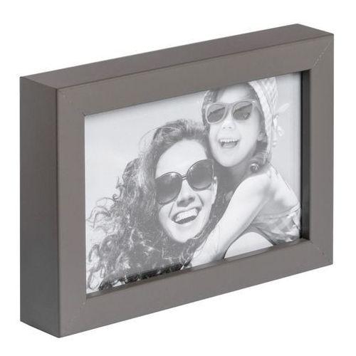 Ramka na zdjęcia Simple 10 x 15 cm szara, FC10151630M051