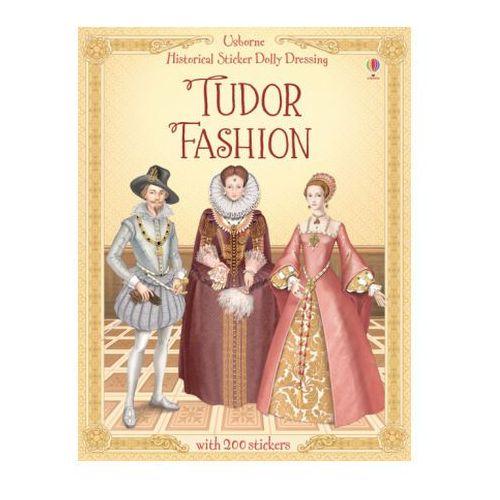 Historical Sticker Dolly Dressing Tudor Fashion