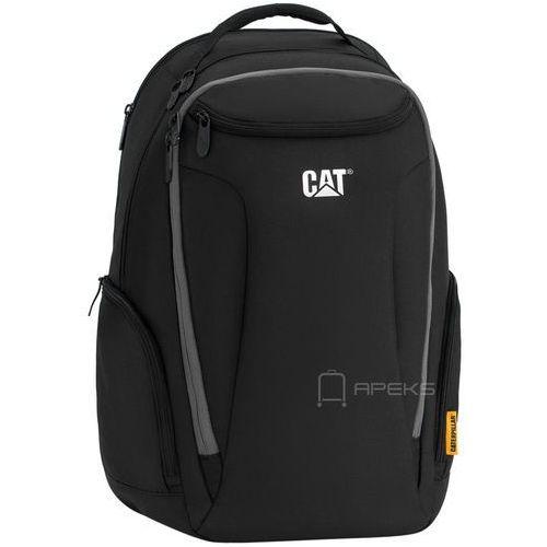 "Caterpillar Bizz Tools plecak miejski na laptopa 15,6"" CAT / Black, kolor czarny"