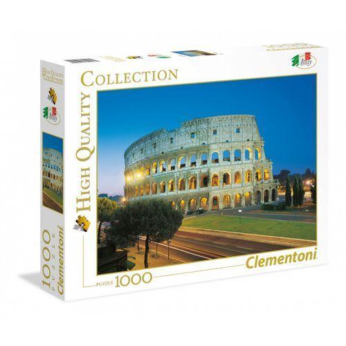 Clementoni 1000 elementów high quality rzym - koloseum