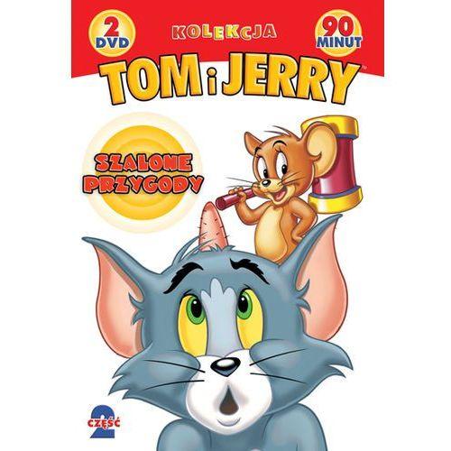 Tom i Jerry cz. 2: Szalone przygody (edycja 2-płytowa) (7321909311374)