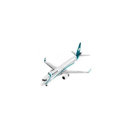 model do sklejania samolot embraer erj-195 marki Revell