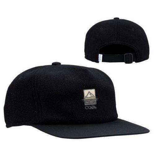 Nowa czapka jesienno- zimowa the north cap black marki Coal