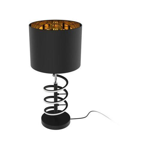 Zuma Line Tina TL180515-2 Lampa stołowa lampka 1x60W E27 czarny