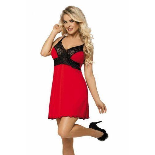 Dkaren natasha czerwona koszula nocna (5903068505270)