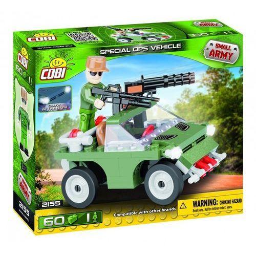 Small Army 60 elementów Patrol Buggy