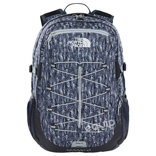 The north face Plecak  borealis classic - high r. grey f. leaf pr./tnf black