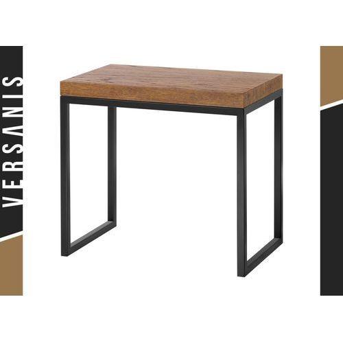 Mały stolik do salonu Functional w drewnianej okleinie naturalnej - Kapelańczyk, 492