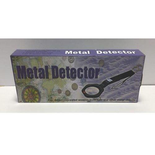 Ręczny Wykrywacz Metali Maclean MCE101 (5903292801513)