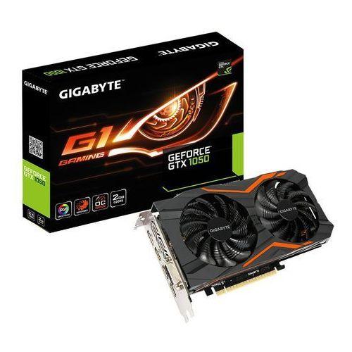 Gigabyte GeForce GTX 1050 G1 Gaming 2GB GDDR5 128 bit