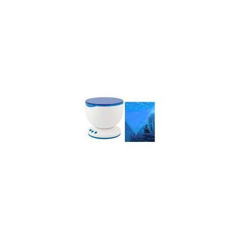 OKAZJA - Lampa - Projektor Morska Laguna., kup u jednego z partnerów