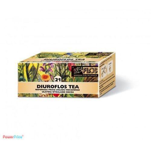 Diuroflos tea 21 fix 2g x 25 saszetek marki Herbaflos