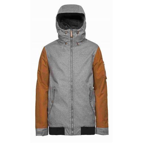 Clwr Kurtka - bridge jacket grey melange (801) rozmiar: xl