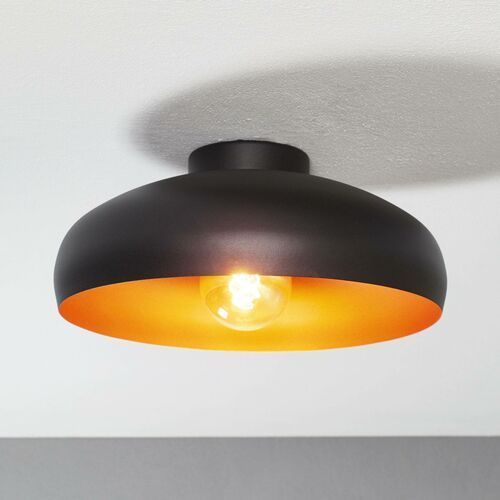 Eglo 94547 - lampa sufitowa mogano 1xe27/60w/230v (9002759945473)