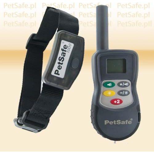 Elektryczna obroża dla psa - tresura psów z  900m marki Petsafe
