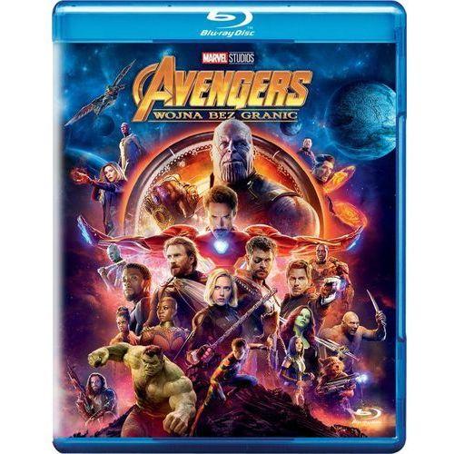 Anthony russo, joe russo Avengers: wojna bez granic (bd) (płyta bluray) (7321917506748)