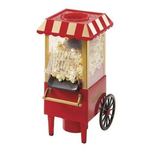 Optimal Domowe urządzenie do popcornu | bez oleju | 1200w | 240x170x(h)380mm