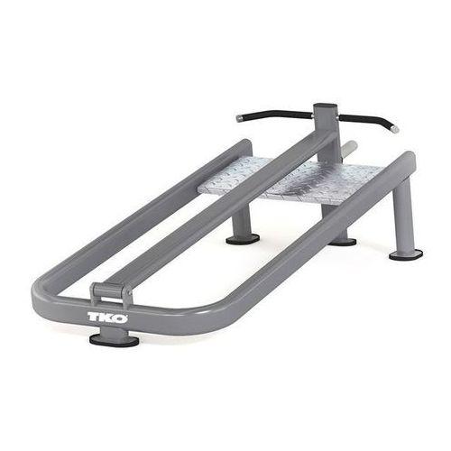 Maszyna do ćwiczeń mięśni pleców w opadzie T-Bar Row 970SRM TKO