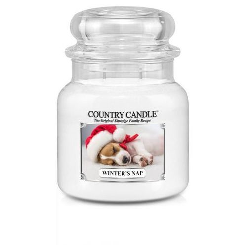 COUNTRY CANDLE ŚWIECA 652G WINTER'S NAP, 846853058337