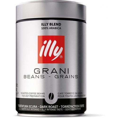 Illy espresso ziarna 250g, czarna - kawa, ciemne palenie, 7723 (8003753918198)