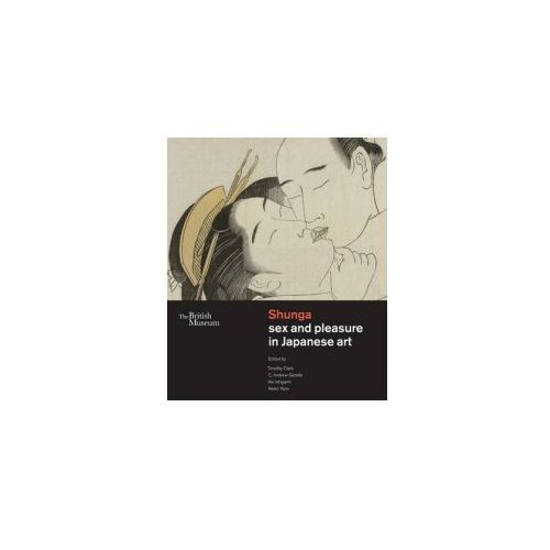 OKAZJA - Shunga, British Museum Press