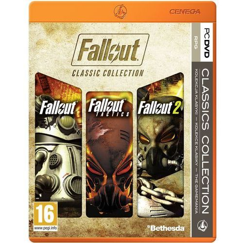 Fallout Classics Collection z kategorii [gry PC]